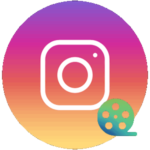 Инстаграм логотип суперзум