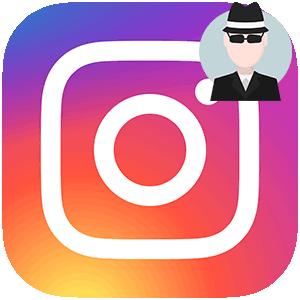 Инстаграм-шпион логотип