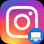 Инстаграм скачать на ПК логотип