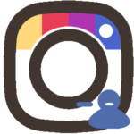 Отписка в Инстаграме логотип