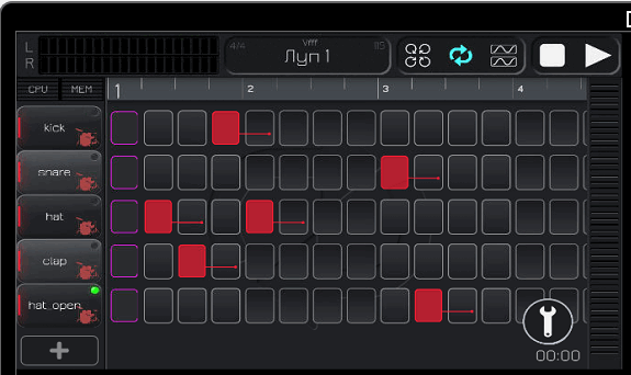 Приложение BandPass