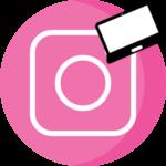 Скачать Инстаграм на ноутбук логотип