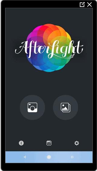AfterlIght для Инстаграма
