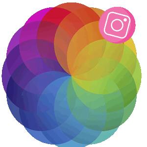 Afterlight логотип для Инстаграма