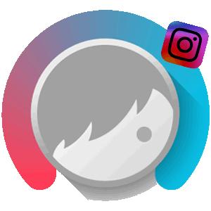 Facetune для Инстаграма логотип