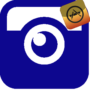 Инстаграм приложения для обработки логотип