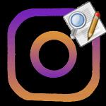 Инстаграм публикация логотип