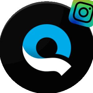 Quik логотип для Инстаграма