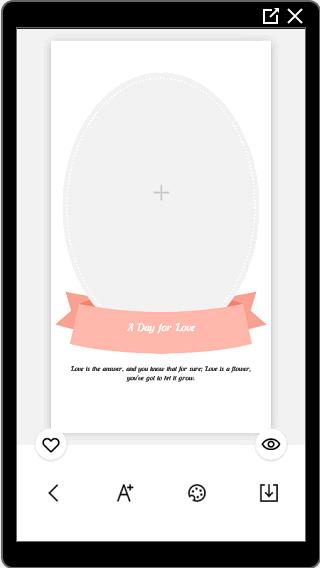 Редактирование шаблона в StoryArt для Инстаграма