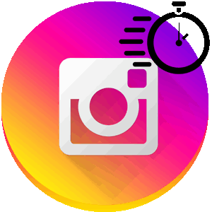 Ускорить видео логотип