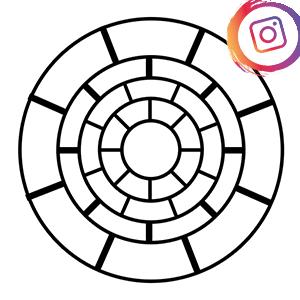 VCSO для Инстаграма логотип