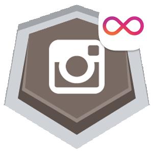 Инстаграм бумеранг логотип