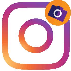 Инстаграм добавить несколько фото логотип
