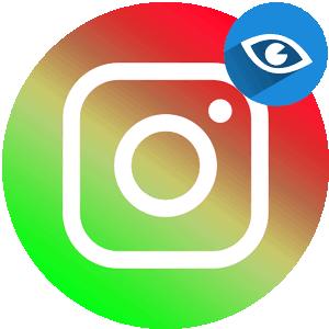 Инстаграм просмотры видео логотип