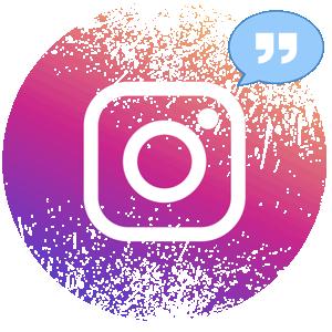 Инстаграм цитаты логотип