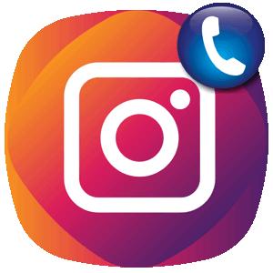 Изменить номер телефона в Инстаграме логотип