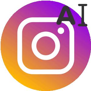 Шрифт для Инстаграма логотип