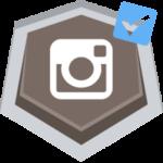 Верификация в Инстаграме логотип