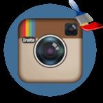 Живое фото в Инстаграм логотип