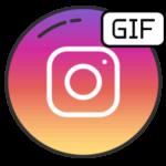 Анимация для Инстаграма логотип