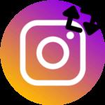 Инстаграм сделать репост видео логотип