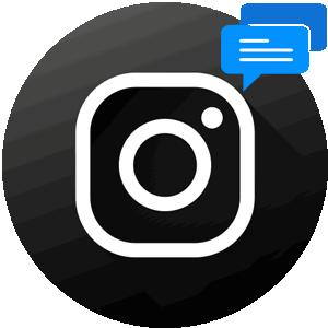 Инстаграм создать сообщество или чат логотип