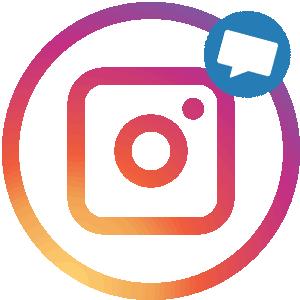 Инстаграм восстановить сообщение логотип