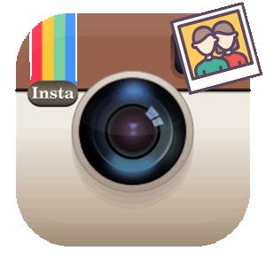Загрузить фото в Инстаграм с компьютера логотип