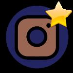 Инстаграм самые популярные аккаунты логотип