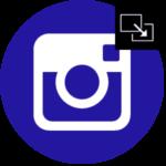 Инстаграм сделать скриншот логотип