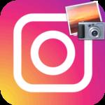 Инстаграм скачать главную фотографию логотип