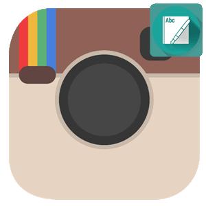 Инстаграм аккаунт автора логотип