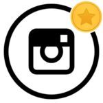 Инстаграм популярное логотип