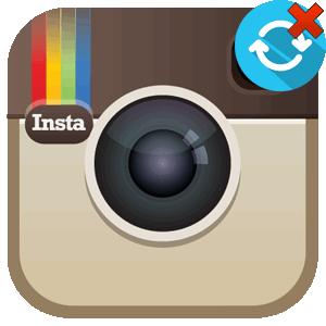 Не обновляется Инстаграм логотип