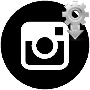 Не устанавливается Инстаграм логотип