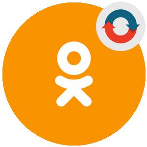 Одноклассники обновить страницу логотип