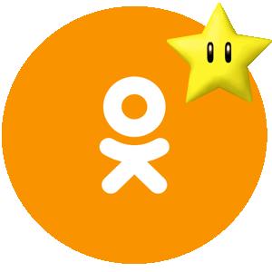 Одноклассники стартовая страница логотип