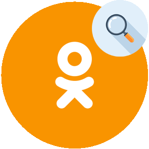 Одноклассники увелить масштаб логотип