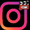 Reels в Инстаграме логотип